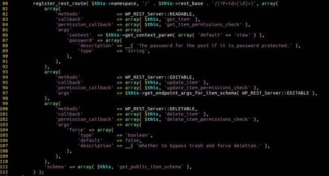 Privilege Escalation Vulnerability in WordPress 4.7.0